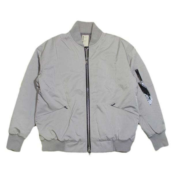 画像1: Bomber Jacket