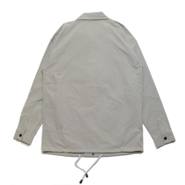 画像2: Zip Up Coach Jacket