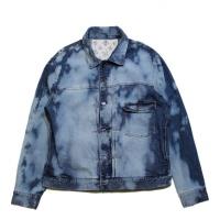 Bleach Denim Jacket