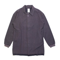 Cutoff Fly Front Over Coat