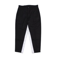 Pleated cropped  pant