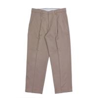 Uncle Wide Tuck Pants