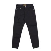 Ripped Slim Twill Jeans