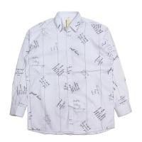 Font Pattern Shirt