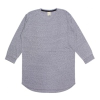 3/4 Sleeves Long Length Tee