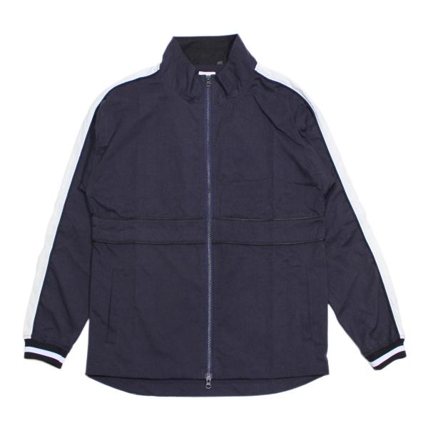 画像1: Rib Line Track Jacket