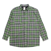 Over Sized Check Shirt
