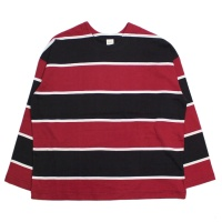 Rugger Border Crew Neck