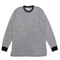 Cut Off Crew Neck