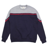 Line Crew Neck Sweat