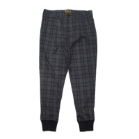 Checked Jogger Pants