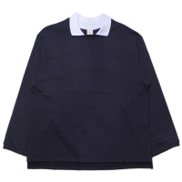 Heavy Terry Crew-Neck Polo