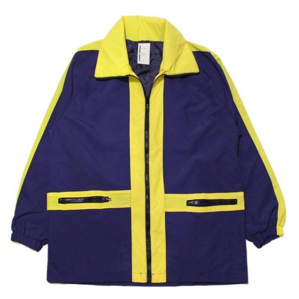 画像1: Cross Line Sports Jacket