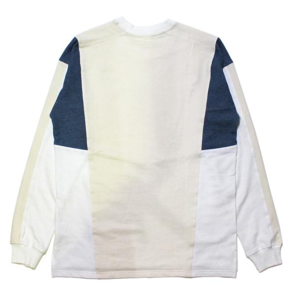 画像2: 90s Panel Sweat Shirt