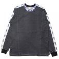 画像1: 90s Line Sweat Shirt (1)